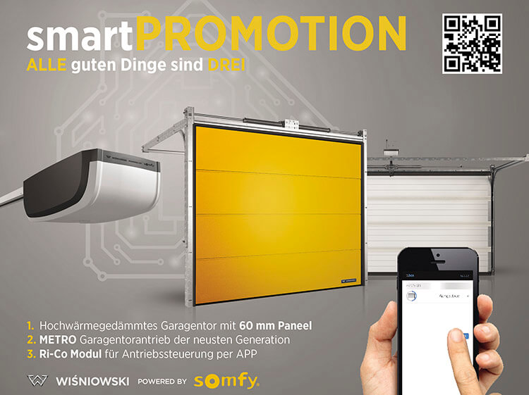 Sonderaktion smartPROMOTION