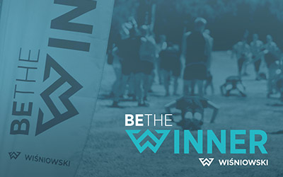 Be The Winner - WIŚNIOWSKI