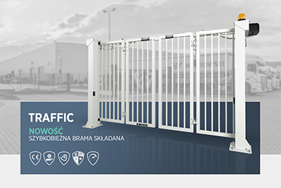 Special purpose gates - TRAFFIC