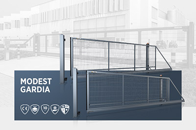 Innovations and new options. Spring changes in the fence range