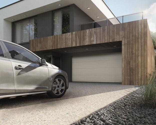 WISNIOWSKI brama segmentowa PRIME garage door2