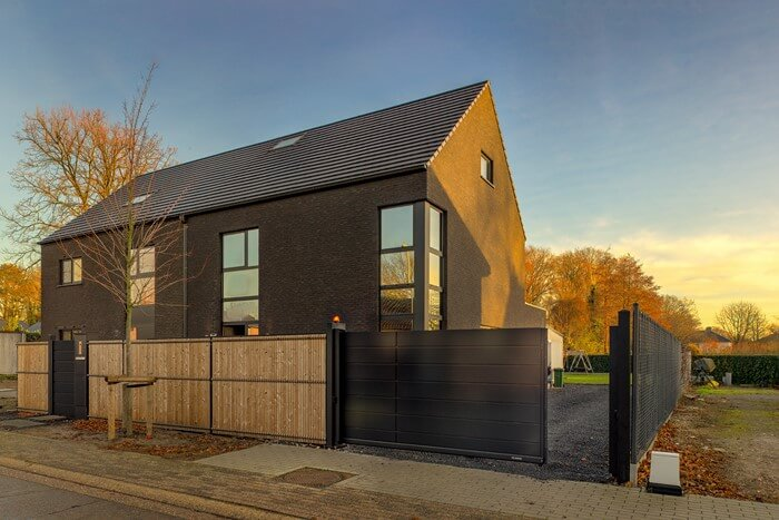 modern home inclusive