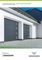 PRODUCENT WIŚNIOWSKI Bramy garażowe segmentowe