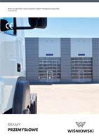 PRODUCENT WIŚNIOWSKI Bramy garażowe przemysłowe
