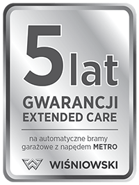 5 lat extended care wisniowski
