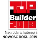 top biulder 2019 nagroda NOWOSC ROKU naped MOTO wisniowski