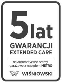 5 lat extended care wisniowski black