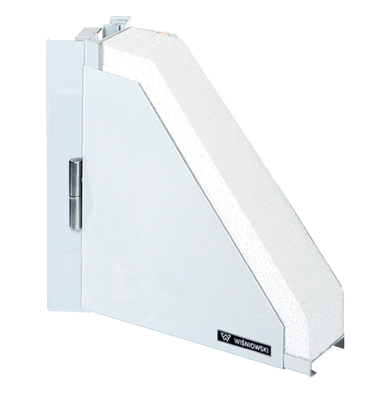 ECO BASIC drzwi plaszczowe zewnetrzne wisniowski