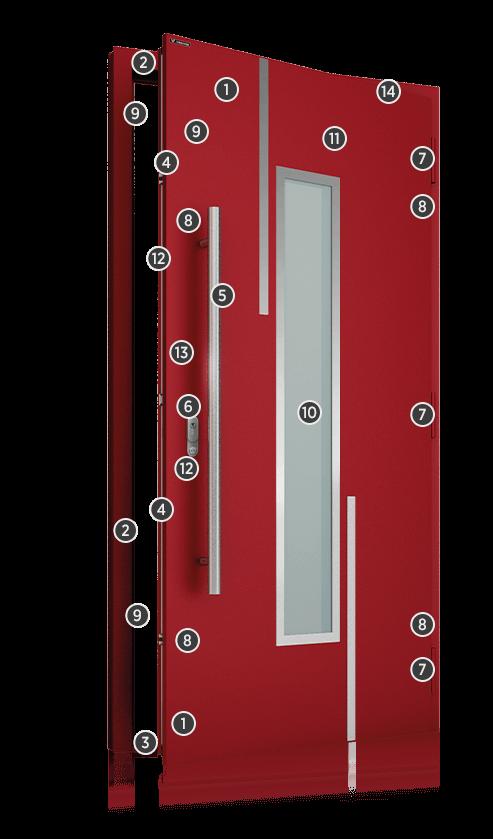 drzwi NOVA charakterystyka