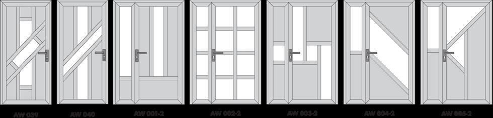 wisniowski drzwi plus line wzory 06
