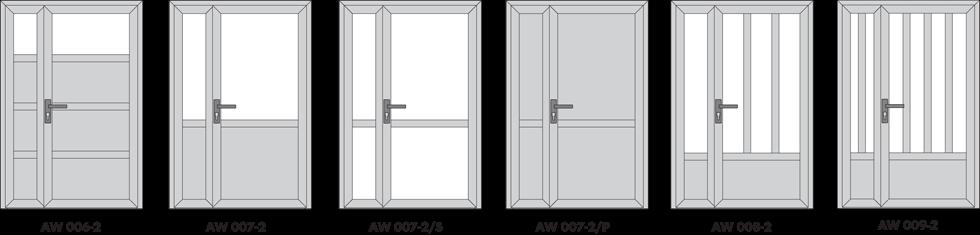 wisniowski drzwi plus line wzory 07
