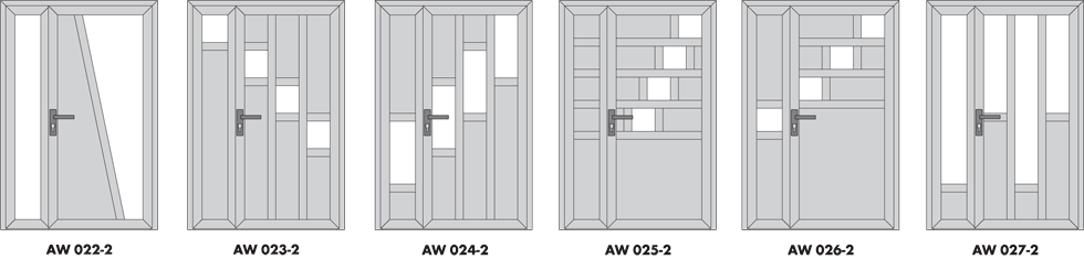 wisniowski drzwi plus line wzory 10