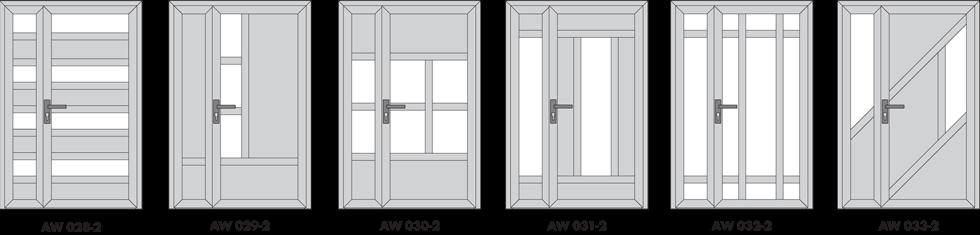 wisniowski drzwi plus line wzory 11
