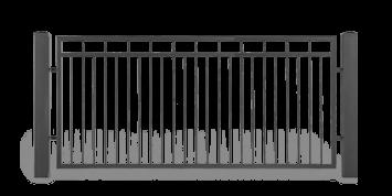 ogrodzenie posesyjne sys lux aw.10.54 wisniowski
