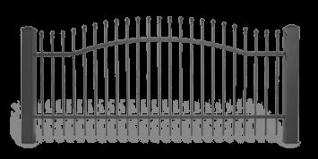 ogrodzenie posesyjne sys lux aw.10.62 wisniowski