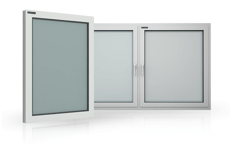 okna aluminiowe wisniowski
