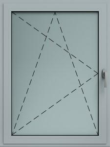 okno alu rozwierno uchylne wisniowski