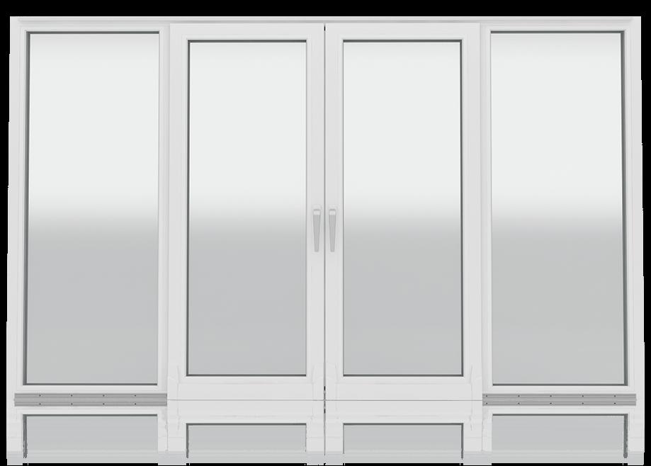 drzwi tarasowe pvc PRIMO