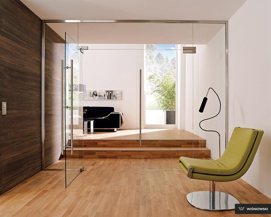 Winiowski all glass doors a functional decoration for any interior all glass doors planetlyrics Choice Image