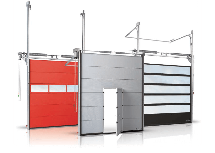 bramy przemyslowe segmentowe wisniowski makropro