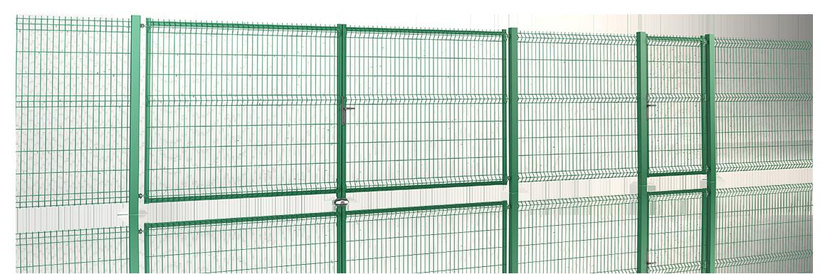 panele kratowe 3D
