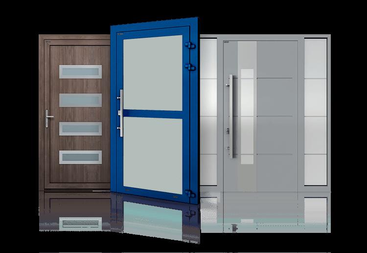 drzwi aluminiowe dla przemyslu wisniowski