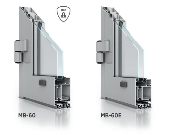 narozniki drzwi MB60 MB60E