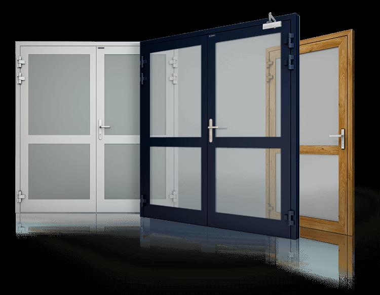 drzwi i okna aluminiowe przeciwpozarowe wisniowski
